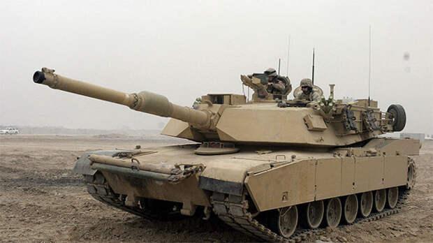 США перебросили танки в Грузию