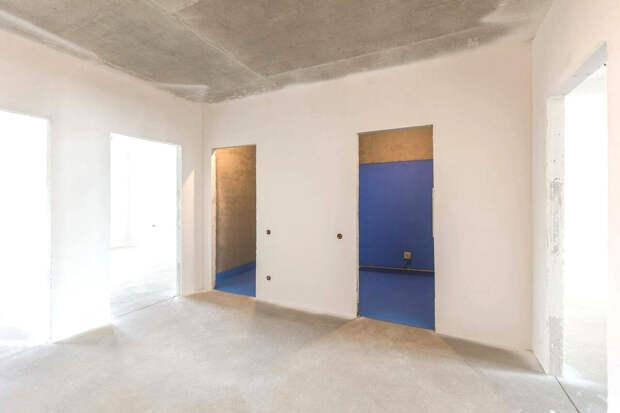 С чего начать ремонт квартиры в новостройке