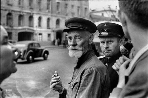 Cartier Bresson03 25 кадров Анри Картье Брессона о советской жизни в 1954 году