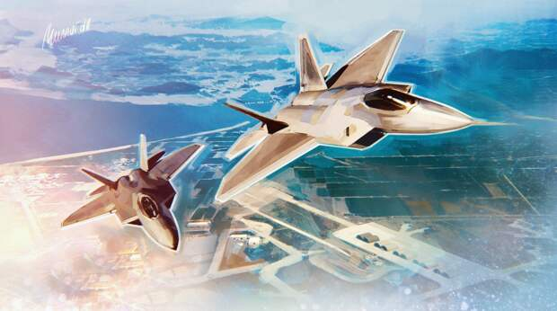 Генерал ВВС США рассказал о первых тестах истребителя шестого поколения