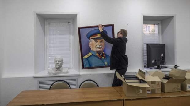 За что в России любят Сталина?