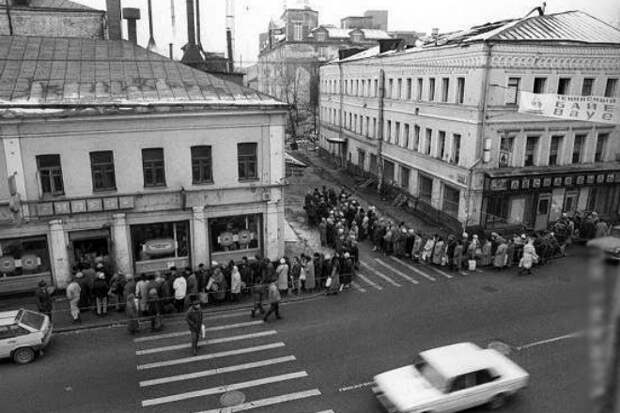 История советского дефицита: товары, которых было не достать в СССР