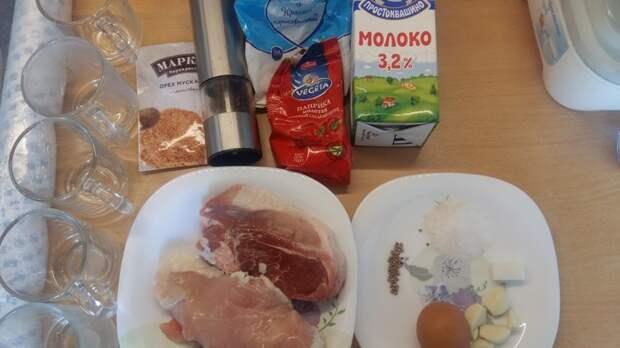 Делаем докторскую колбасу дома. Быстро и вкусно кулинария, готовка, докторская колбаса, своими руками, длиннопост, рецепт