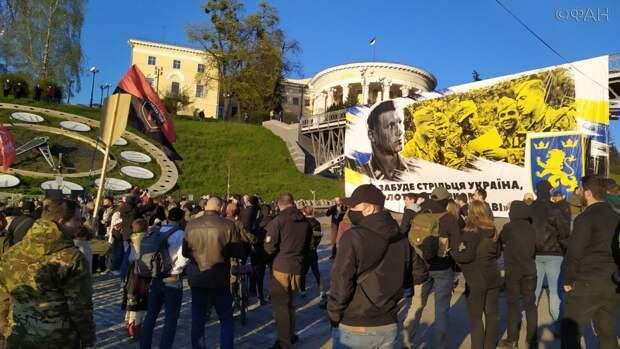 «Есть шанс ожить после оккупации»: на Украине подвели итоги Дня Победы