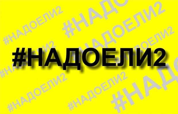 Севастопольцы собрали более 25 тысяч подписей за самороспуск Заксобрания и запустили акцию «#НАДОЕЛИ2»