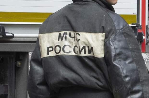 Восьмиэтажный жилой дом загорелся в Екатеринбурге