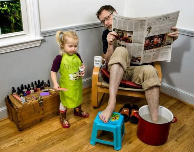 Я отец - это прикольно! в мире, дети, люди, подборка, прикол, юмор