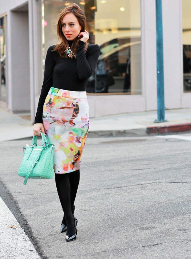 5 вещей, которые стилисты запрещают женщинам носить с водолазкой