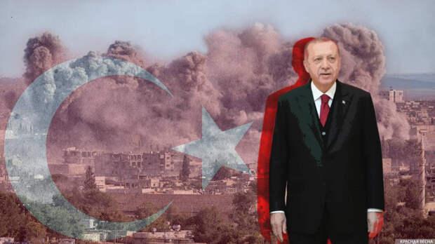 Атака позиций Армии обороны Арцаха с беспилотника — турецкая «черная метка» Кремлю