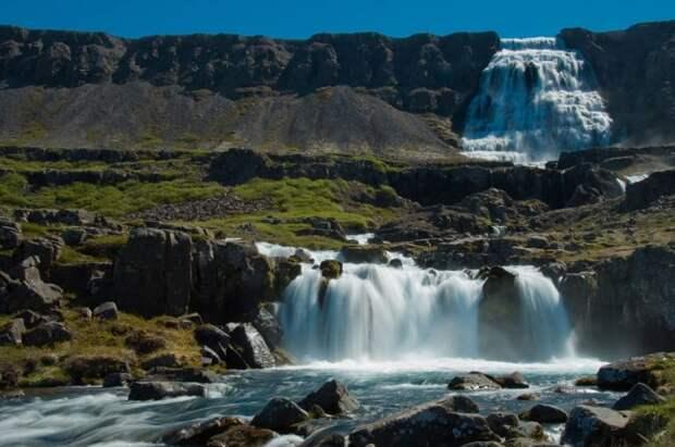 waterfalls01 Красоты водопадов Исландии в фотографиях