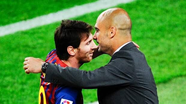 Гвардиола: «Хочу, чтобы Месси завершил карьеру в «Барселоне»