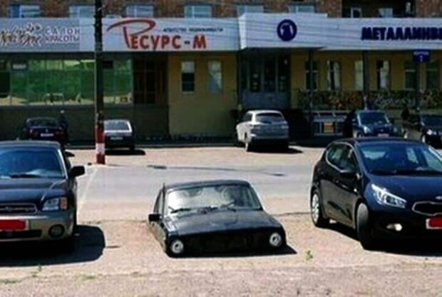 Да что вы знаете о странных ситуациях!? | Фото: humor.fm.