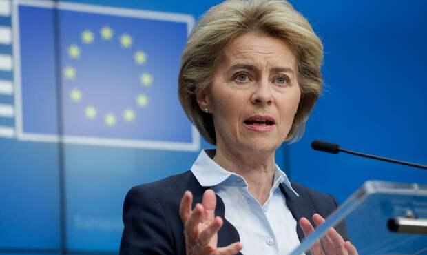 Глава ЕК призвала Россию признать ответственность в качестве стороны конфликта в Донбассе