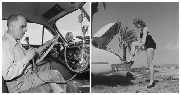 Как выглядел кадиллак Луи Маттара, автомобиль 1947 года, в котором было…все