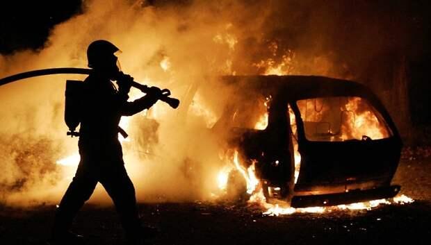 Два возгорания ликвидировали в Подольске в понедельник