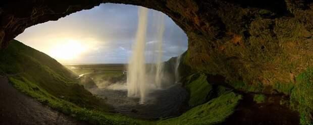 waterfalls29 Красоты водопадов Исландии в фотографиях