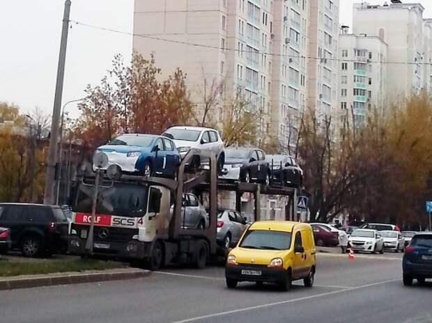 Выросли цены на весь модельный ряд Renault в России