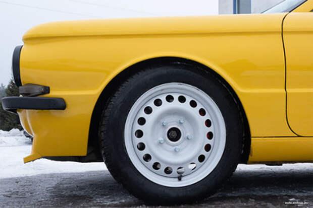 Умелец сделал из «запорожца» — sport car.
