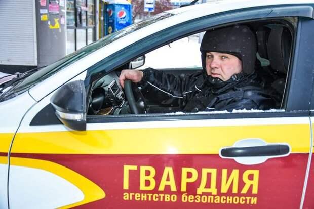 Гвардейцы пресекли межнациональный конфликт в Новосибирске