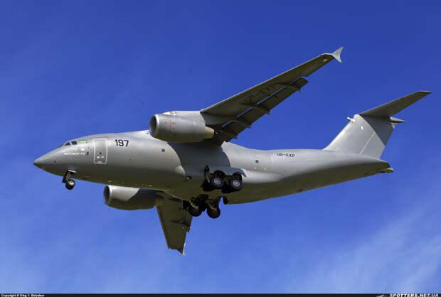 МВД Перу приобретет транспортный самолет Ан-178. Один единственный