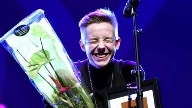 15-летний Тууре Боэлиус выбран гомосексуалистом года в Финляндии