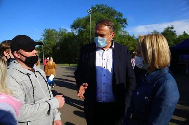 Петр Толстой: Жители Капотни переедут в квартиры, где хочется жить