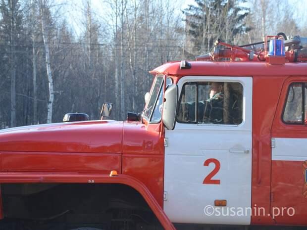 Бдительность помогла жителю Ижевска спасти соседа из горящей квартиры