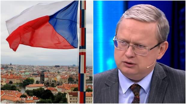 Делягин объяснил единственную причину истерики Чехии против России