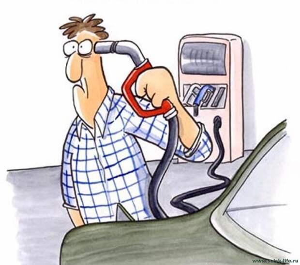 Баррель нефти или литр бензина – что беспокоит топливный союз