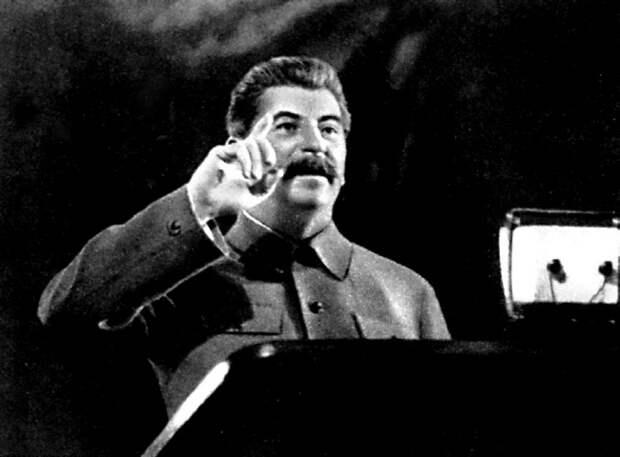 Характеристика болтунов от Сталина