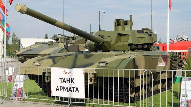 Борьба против международного терроризма в Сирии будет завершена благодаря танкам «Армата»