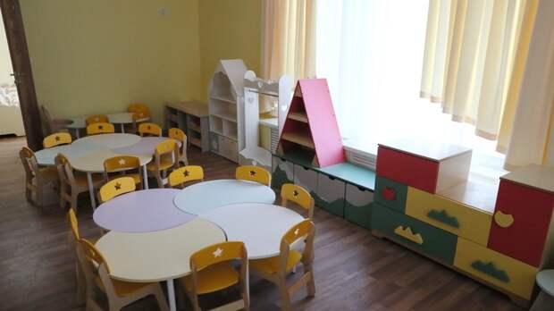 Законопроект о приоритетных местах в детсадах для детей педагогов внесен в ГД