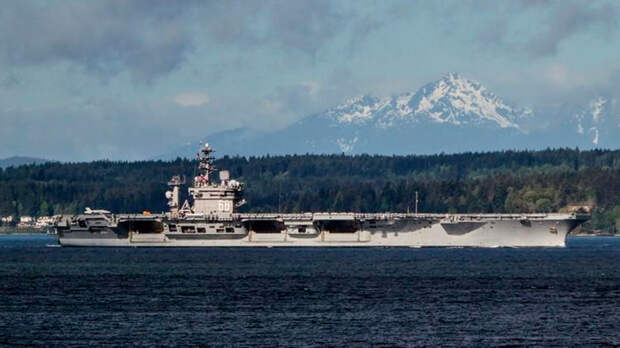 ВМС США и Грузии провели военные учения в Черном море