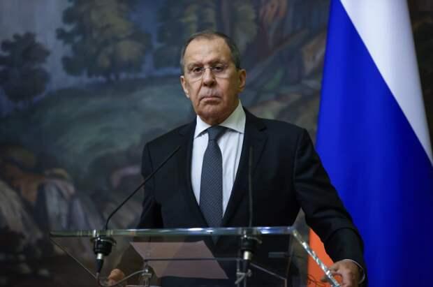Лавров назвал неприемлемыми попытки пересмотра минских соглашений