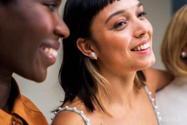NOVA H1 Audio Earrings - первые беспроводные наушники в форм-факторе серёжек