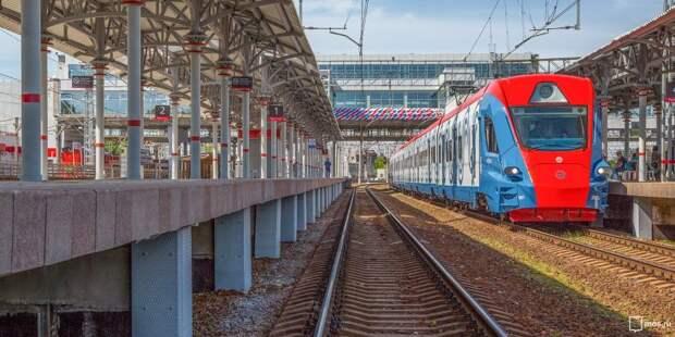 На Савеловском направлении изменится расписание поездов