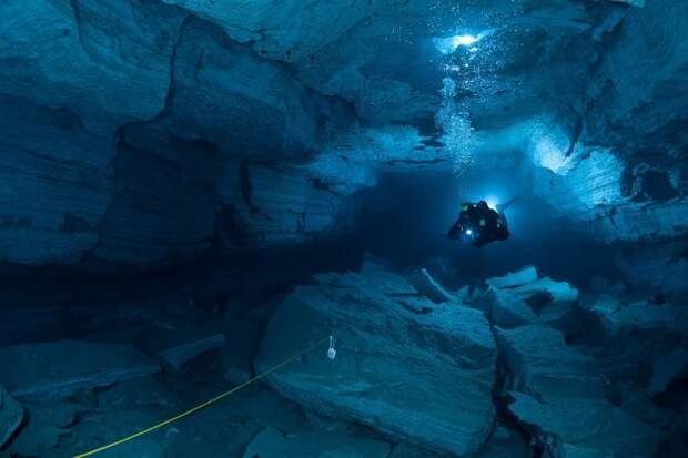 10 самых необычных пещер планеты