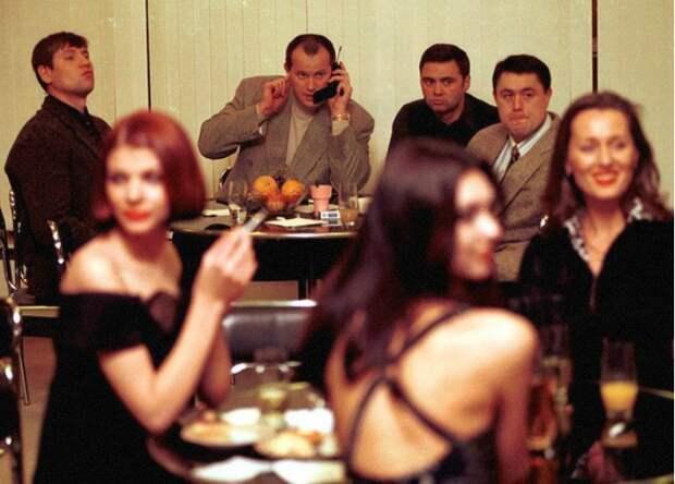Кровавый шоу-бизнес 90-х. Хроники московского быта
