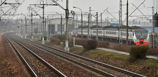 На участке МЦД-2 Красный Балтиец – Тушино уложат «бархатные» пути