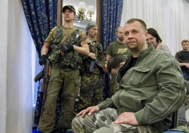 Российские добровольцы начали подготовку к войне на Донбассе