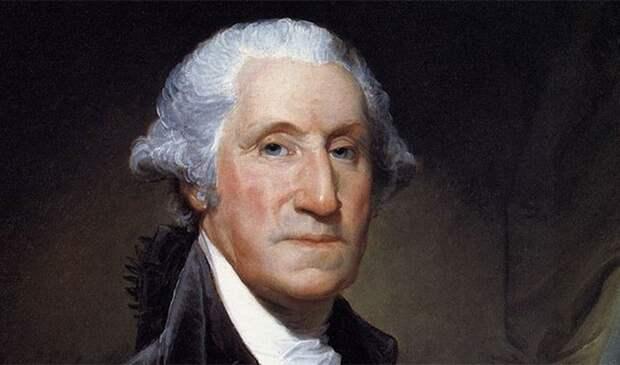 Джордж Вашингтон.
