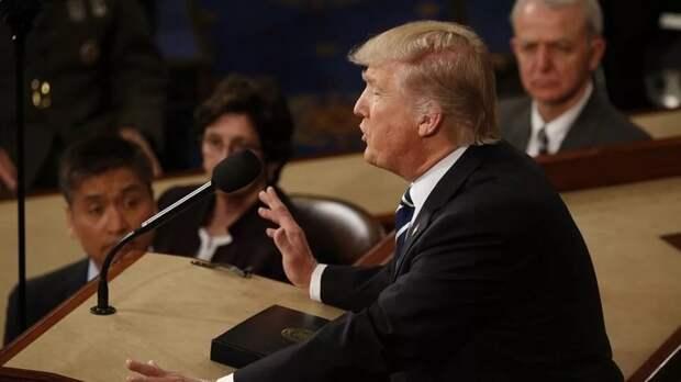 Трамп и конгресс США договорились о временном восстановлении работы правительства