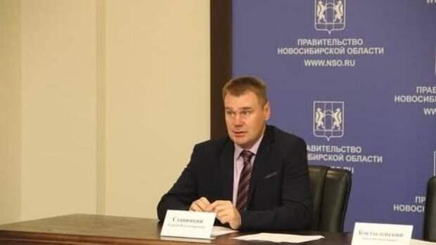 Замминистра транспорта Новосибирской области оставили под стражей до 25 августа