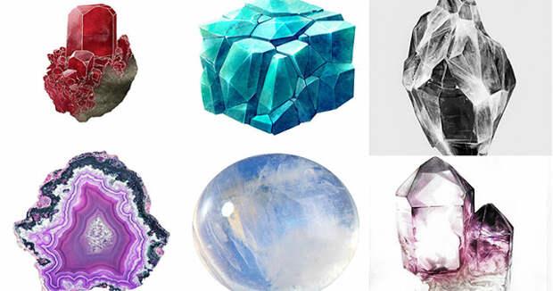 Тест: выберите магический камень