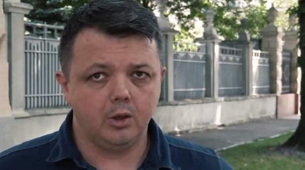 Официально – террорист. Зеленский назначил Семенченко главным козлом