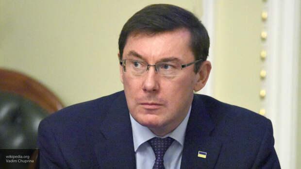 Луценко забыли пригласить на собрание СНБО Украины