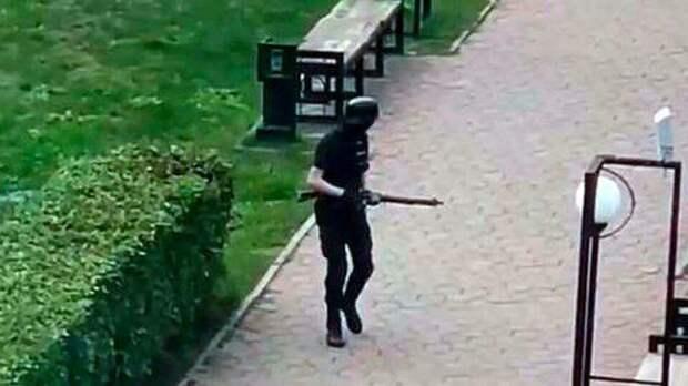 Очередное массовое убийство, теперь в Перми