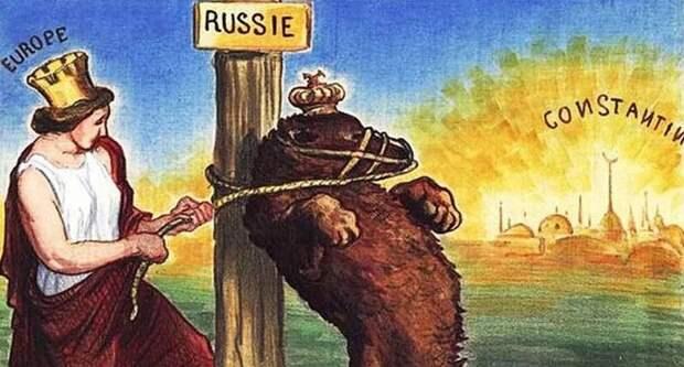 Русофобия  — миф для единой Европы