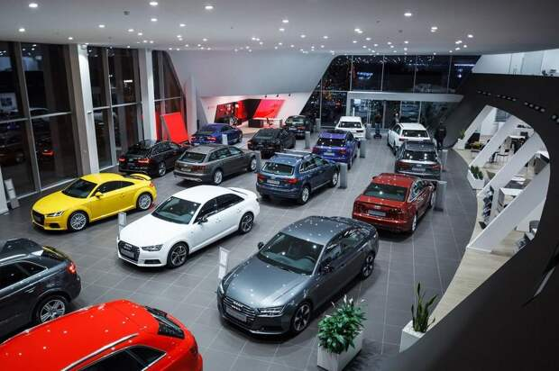 Продажи новых автомобилей в РФ в ноябре выросли на 5,9%