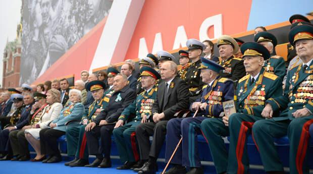 Путин: мы никого не пугаем своими парадами